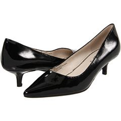 20ec7a7ba57 RSVP Maren in Black and Taupe Patent leather