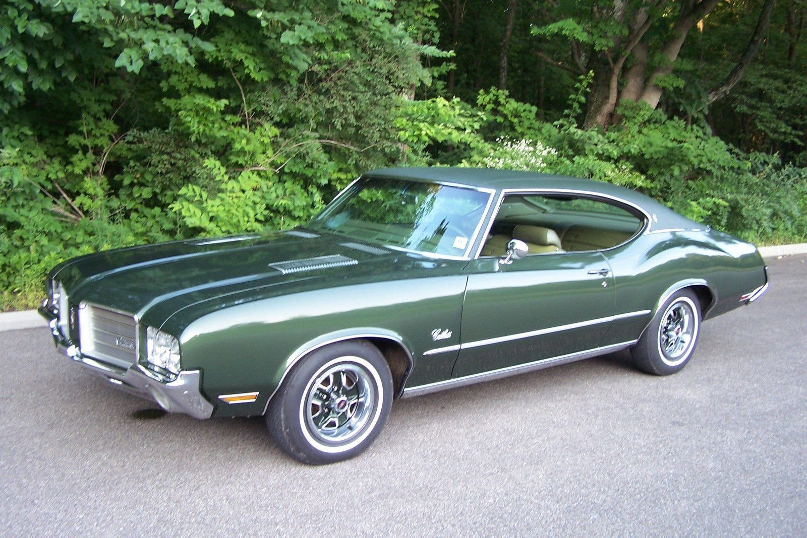 Certified Original! 34,290 Mile 1971 Oldsmobile Cutlass S - http://barnfinds.com/certified-original-34290-mile-1971-oldsmobile-cutlass-s/