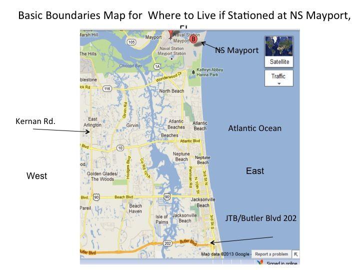 House Hunting Where To Live Near Ns Mayport House Hunting Atlantic Ocean Beaches Florida