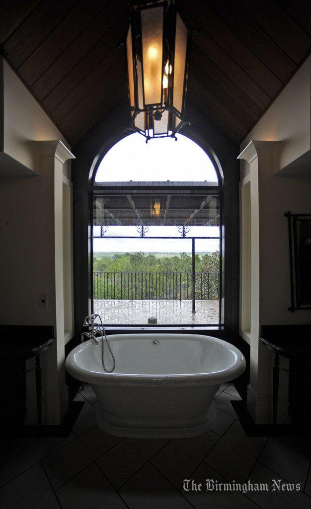 Decorators Show House-like the tub