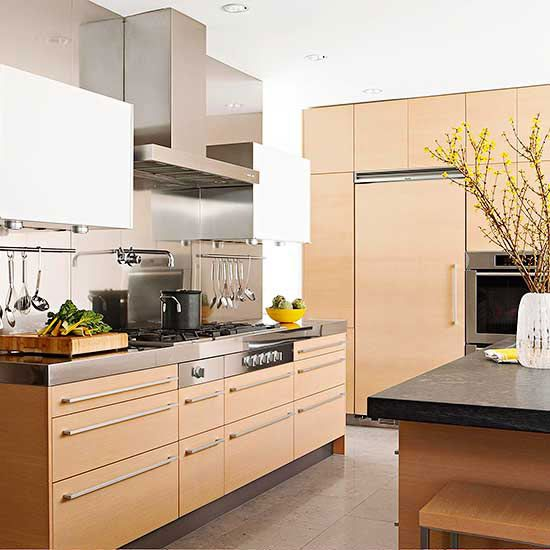 Modern Kitchen Color Choices