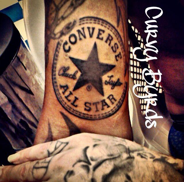 2converse tattoo