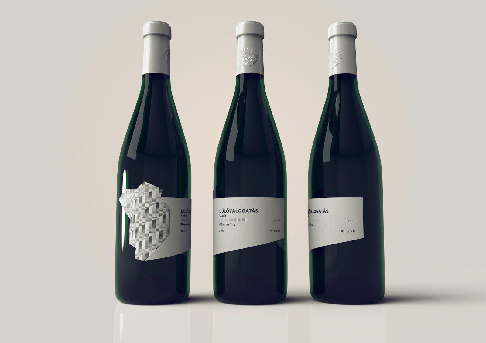 Dűlőválogatás Wine Label