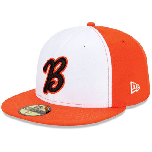 Bakersfield Blaze Authentic Home Fitted Cap Mlb Com Shop Fitted Caps New Era Sports Fan Shop