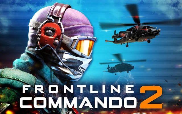 FRONTLINE COMMANDO 2 MOD APK [Unlimited Money] V3 0 3