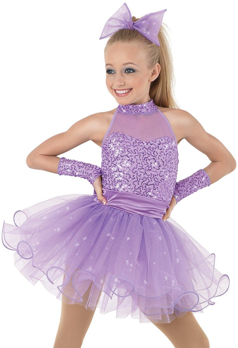 Weissmanu2122 | Curly Hem Sequin Mesh Party Dress | Dance Costumes | Pinterest | Best Sequins ideas