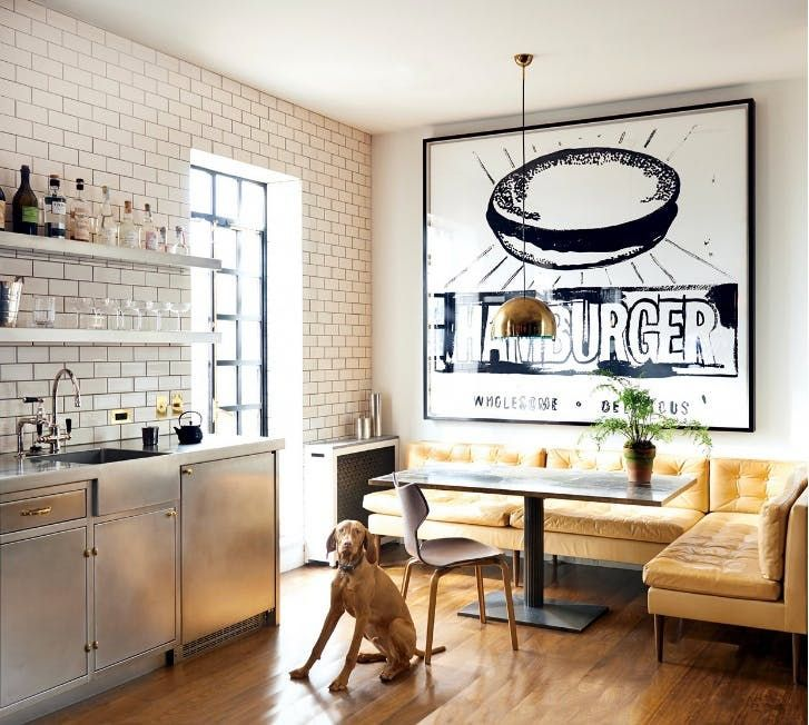 Cookie Cutter No More 5 Ways To Customize Your Kitchen  Cookie Entrancing House With No Dining Room 2018