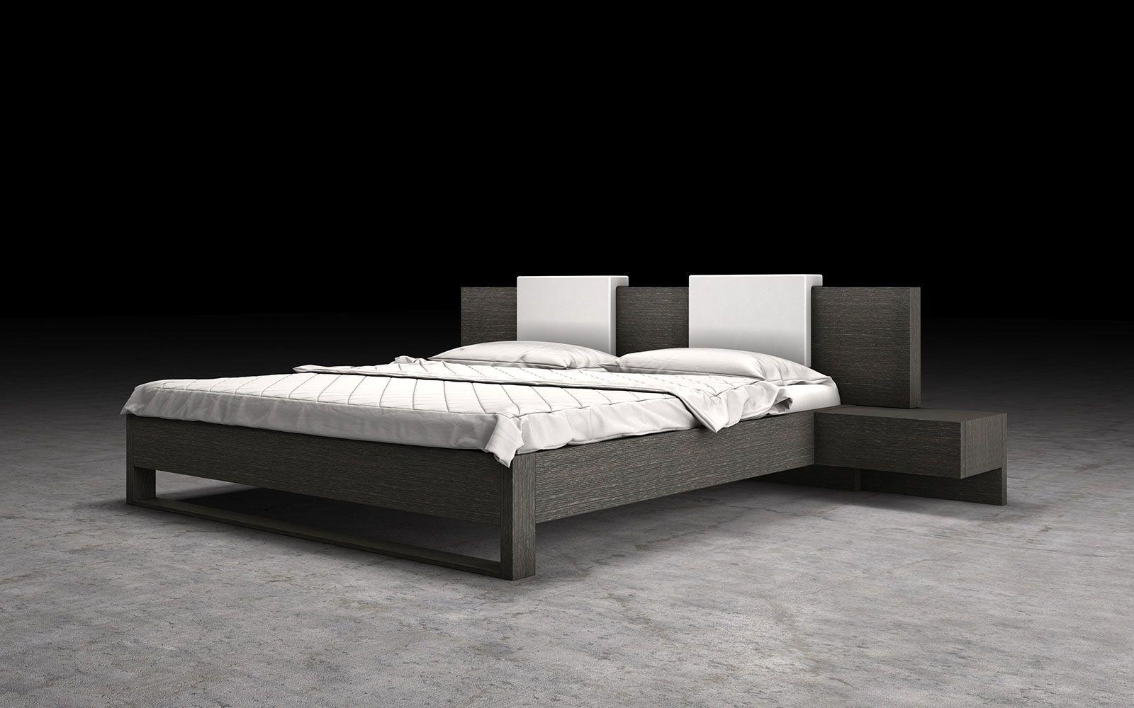 Modloft Monroe Queen Bed MD316-Q Official Shop
