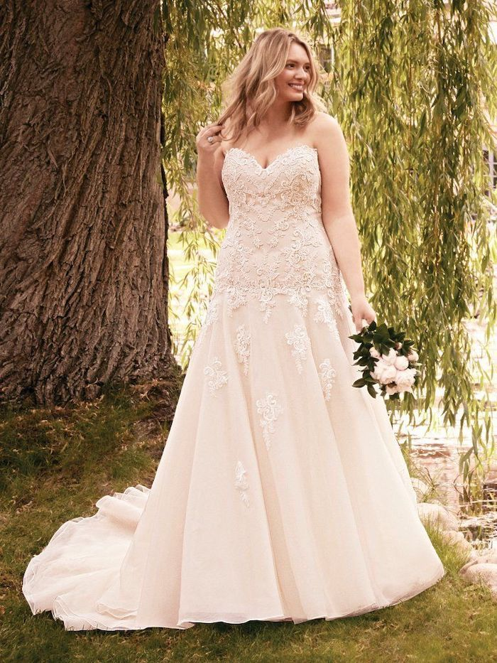 1001 + ideas for stunning beach wedding dresses (With