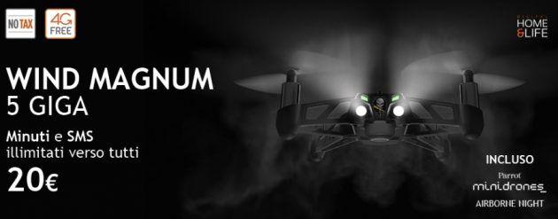Ecco la nuova offerta Wind Magnum