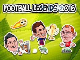 Football Legends 2016 Play Football Legends 2016 Game Hot