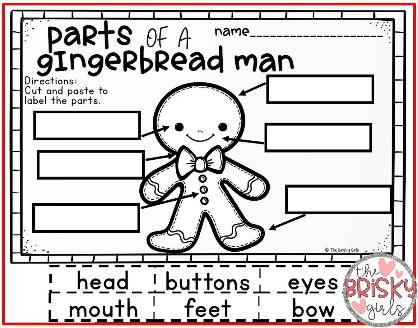 Gingerbread Man Activities Gingerbread Man Packet Gingerbread Man Book Gingerbread M Gingerbread Man Activities Kindergarten Activities Preschool Activities [ 1056 x 1344 Pixel ]