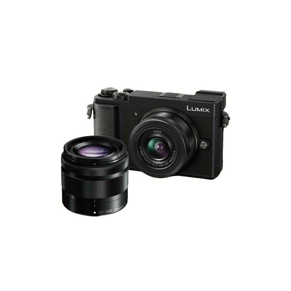 Panasonic Lumix Gx9 Kit 12 32mm 35 100mm Dc Gx9w Panasonic Lumix Stuff To Buy Category