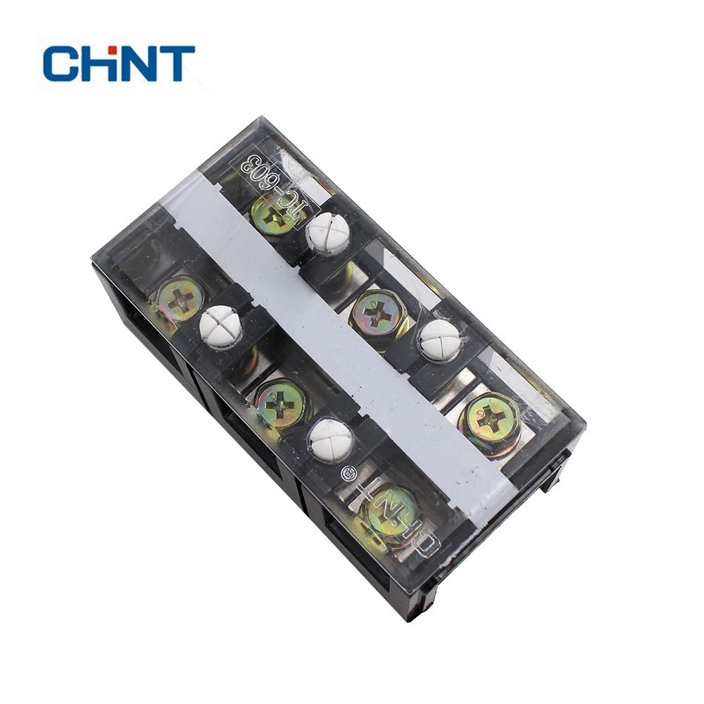 CHNT Will Electric Current Connection Terminal Connection Row ...