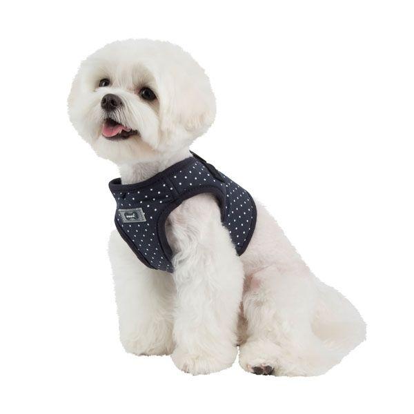 Puppia Dotty Ii Dog Harness Vest