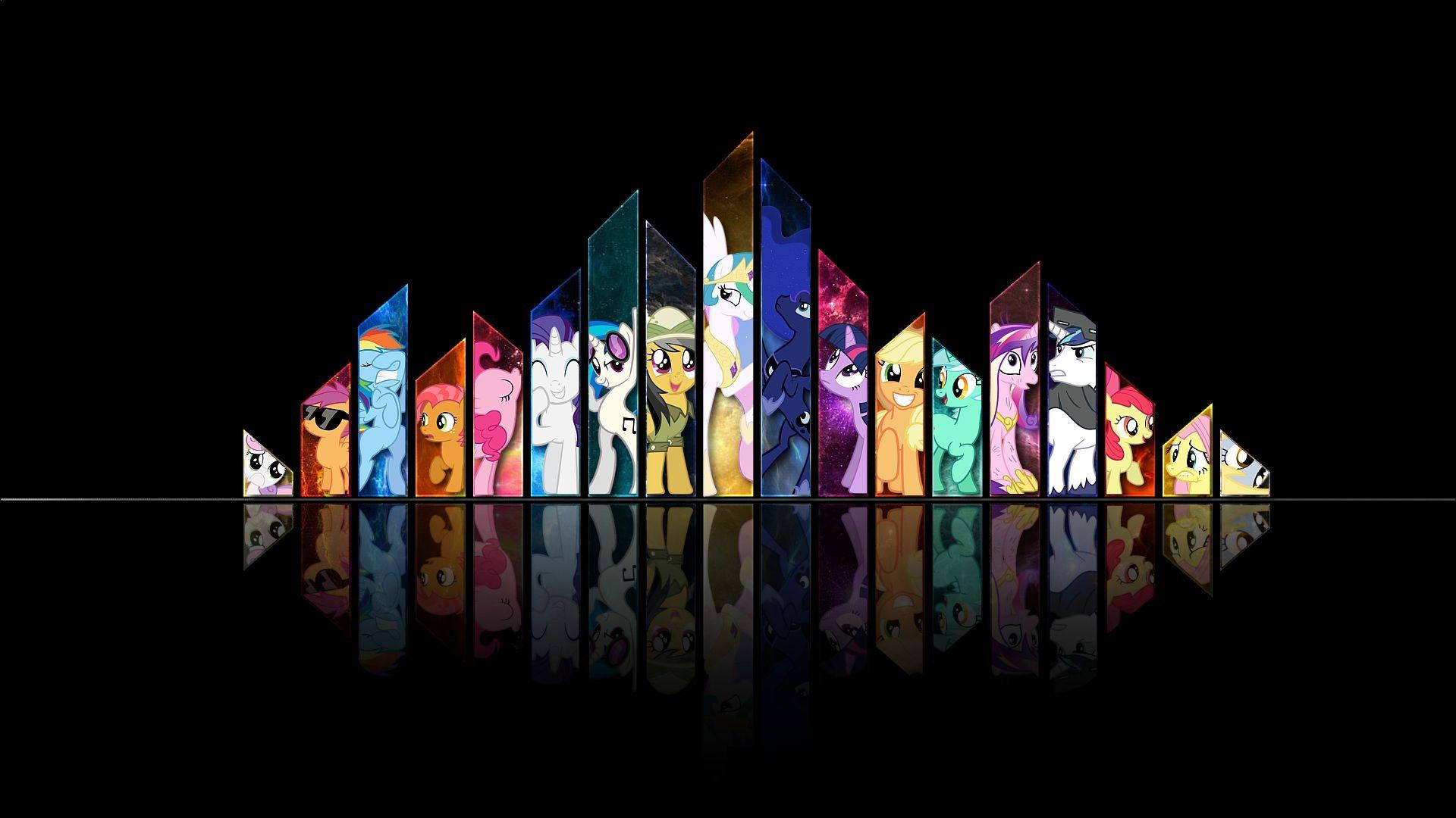 My Little Pony HD Wallpaper