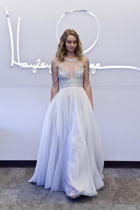 dffd2b19bbf Most Edgy Wedding Dresses from Bridal Fashion Week! - Yahoo She Philippines