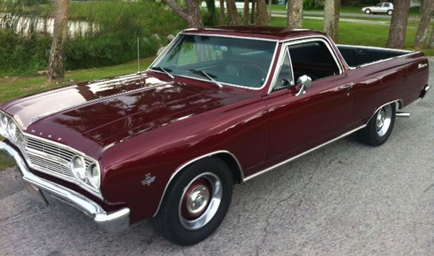 1965 Chevy El Camino This Is My Dream Car I Don T Want A New