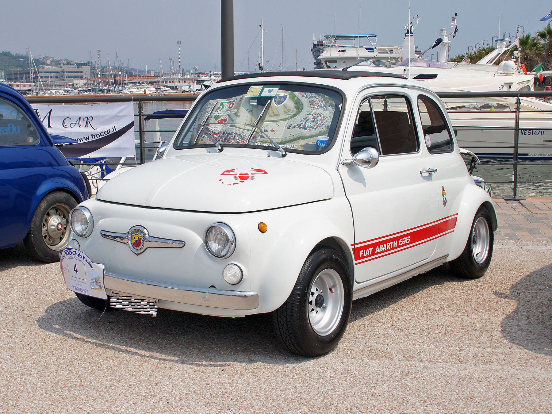 This Is A Real Abarth Con Immagini Fiat 500 Automobile Auto