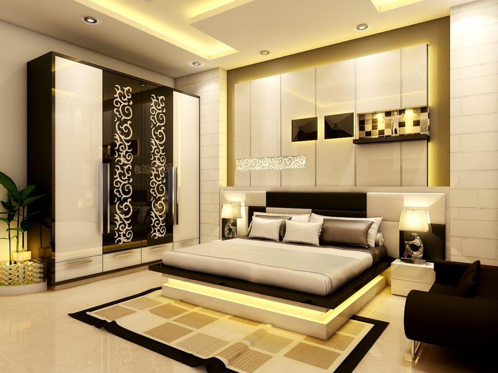 Modern Style Bedroom By Homify Modern Modern Bedroom Interior