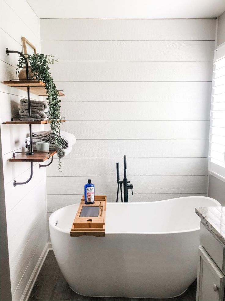 A Master Bathroom Transformation: 8 Ways to Transform Your Master Bath - gracefulandfree