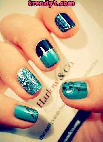 Elegant Nail Art Designs 2014 New Nail Art 2014 Nails Pinterest