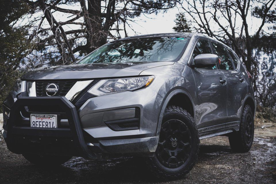 What do you guys think of my 2018 Nissan Rogue so far