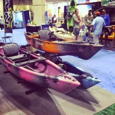 The Suburban Angler: Photos from IFTD and iCAST Day 4