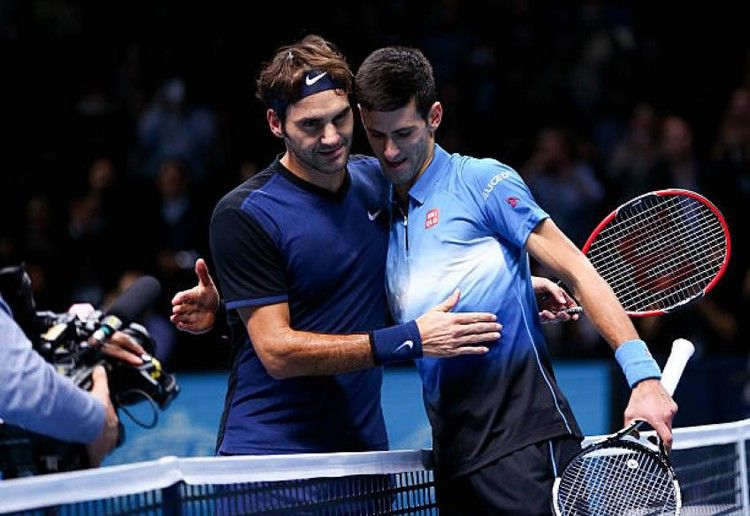 Novak Djokovic Explains The Support He Roger Federer Nadal Get In China Tennis World Roger Federer Novak Djokovic Tennis