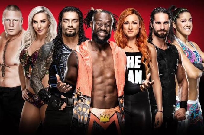 Royal Rumble 2020 4 Championship Matches Happen At Royal Rumble Royal Rumble Wwe Royal Rumble Wwe Latest