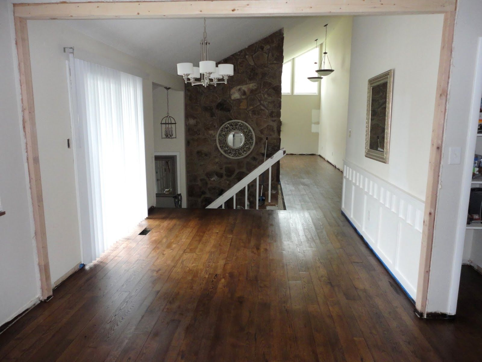 Our 1970 S House Makeover Part 5 My Biggest Flooring Mistake 1970s House House Flooring Flooring