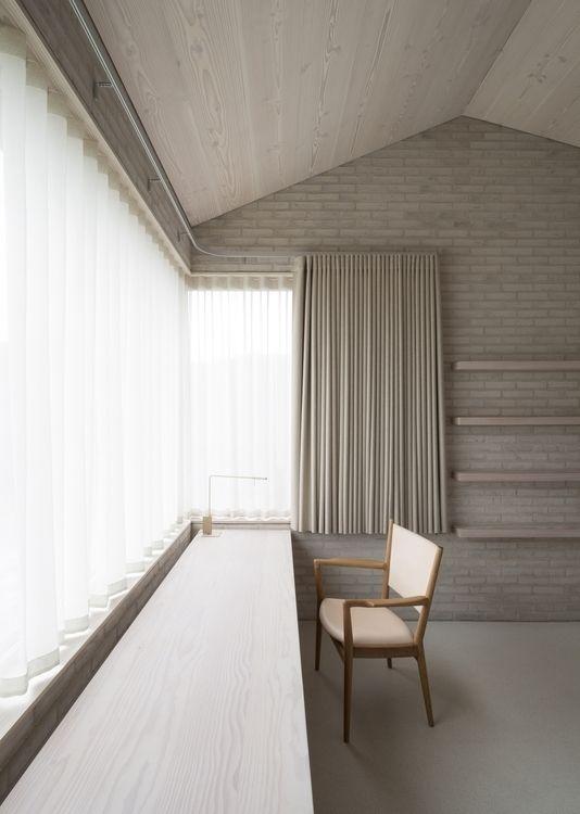 Minimalist Icon John Pawson Des Barenbrug In 2018 度假xiu Xi An