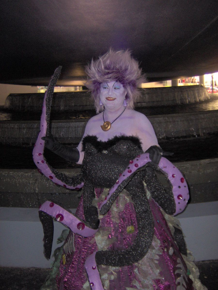 Ursula the Sea Witch by elecktrum | Cosplay ideas: Ursula ...