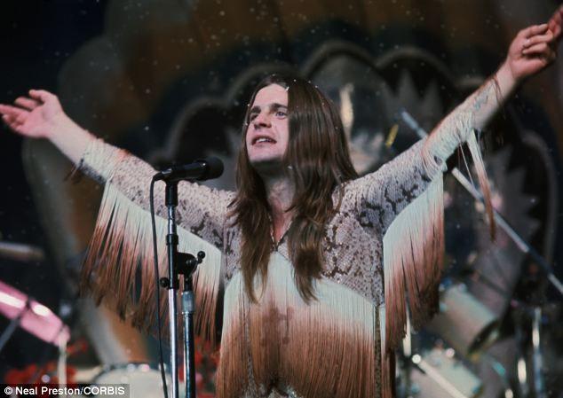 Ozzy Ousborne - Black Sabbath