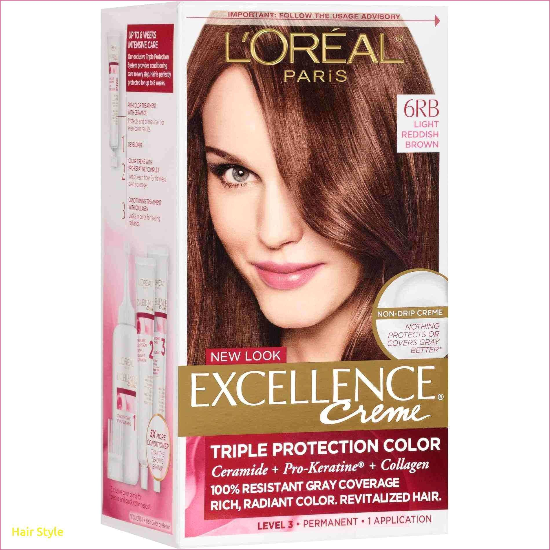 Loreal Foam Hair Color En 2020 Medium