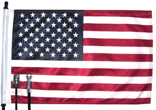 Superknit Usa Atv Flag For Our Teardrop Flag Atv Sand Rail