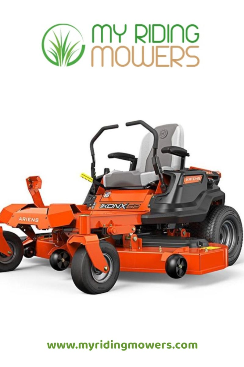 Ariens 915223 IKONX Riding Lawn Mower Review in 2020
