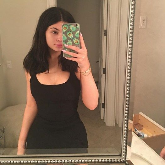 best cheap 58671 5c999 Shop Kylie Jenner's Skinny Dip iPhone 6+ Case | Instagram Fashion ...