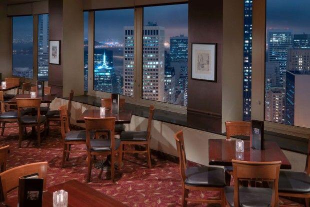 Intercontinental Mark Hopkins San Francisco Indagare Best Rooftop Bars Rooftop Bar World Decor
