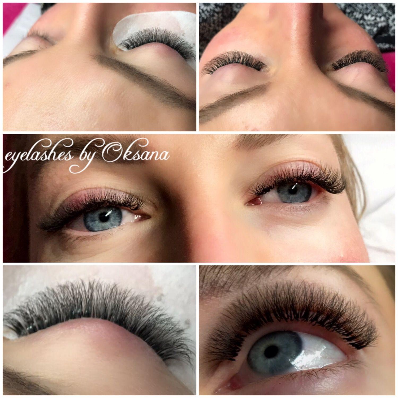 Pin by Oksana Siminenko on Eyelash extensions eyebrows ...