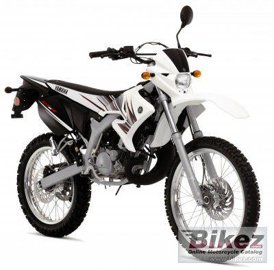 yamaha dt 50 r 2006 50ccm motos motorcycle yamaha 50cc. Black Bedroom Furniture Sets. Home Design Ideas