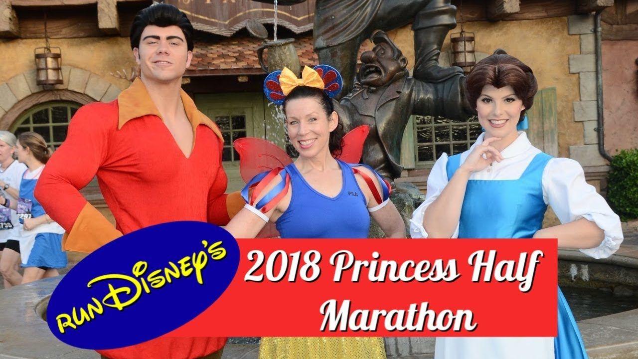 Rundisney S 2018 Phm Half Marathon Throwback Thursday Princess Half Marathon Half Marathon Princess Half