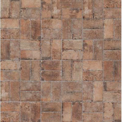 Tesoro Chicago Brick 8 Quot X 16 Quot Porcelain Field Tile In Old