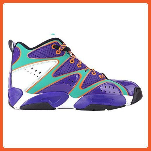 d38b5403b13 Reebok Kamikaze I MID MSH Team Sneakers basketball shoes purple   white    turquoise