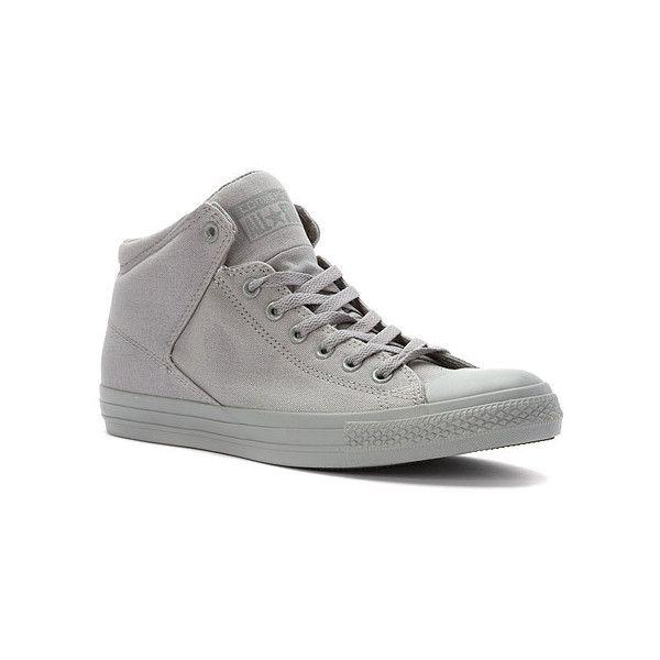 Converse Chuck Taylor High Street High Top Sneaker Women's Dolphin Grey Mono