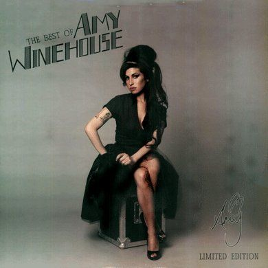 Amy Winehouse The Best Of Amy Winehouse Pink Vinyl Lp With