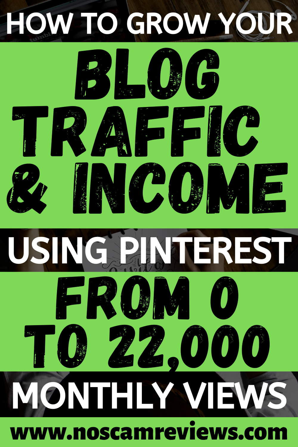 Pinterest Traffic Avalanche Review From 0 To 22,000