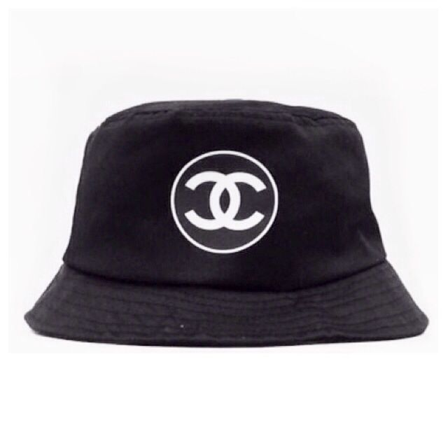 574a43f13d9 Rare Chanel Bucket Hat