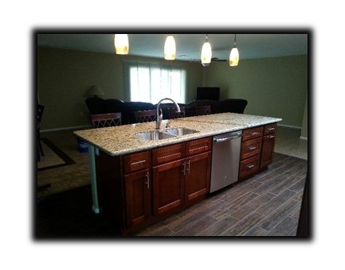 Sun City Full Kitchen Remodel 5 Completely Redesigned The