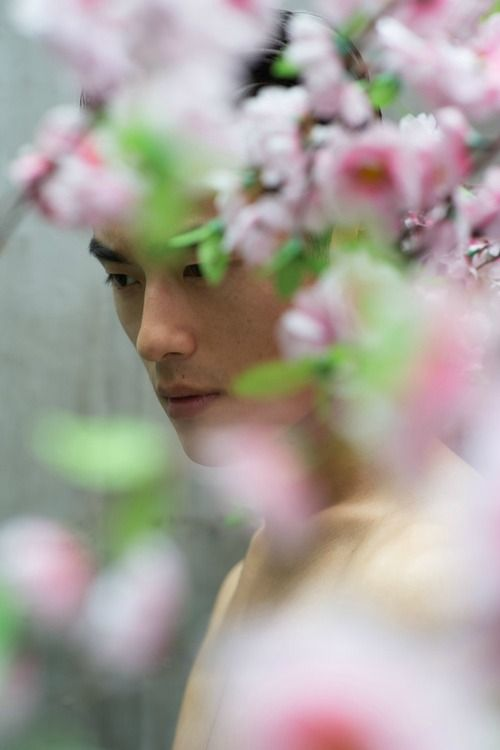 Zhao Lei for Lane Crawford [x] merciful christ this is a GORGEOUS photo.